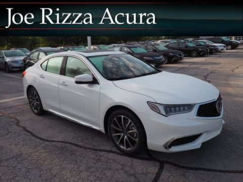 New 2018 Acura TLX FWD V6 FWD 4dr Car