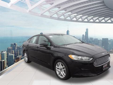 Pre-Owned 2016 Ford Fusion SE FWD SE 4dr Sedan