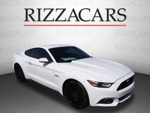 New 2017 Ford Mustang  RWD 2dr Car