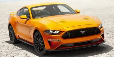 New 2018 Ford Mustang EcoBoost RWD 2dr Car