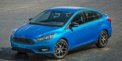 2018 Ford Focus S 4dr Car