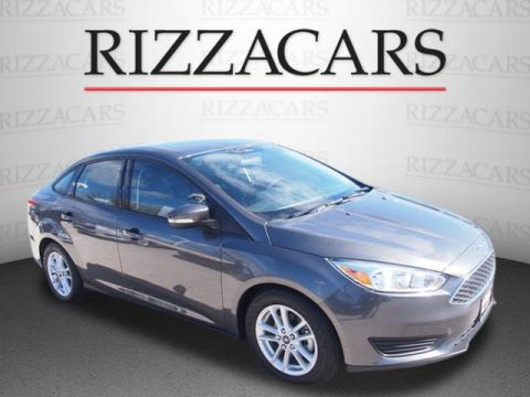 Pre-Owned 2016 Ford Focus SE FWD SE 4dr Sedan