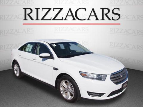Pre-Owned 2014 Ford Taurus SEL FWD SEL 4dr Sedan
