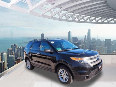 Pre-Owned 2015 Ford Explorer 4X4 AWD
