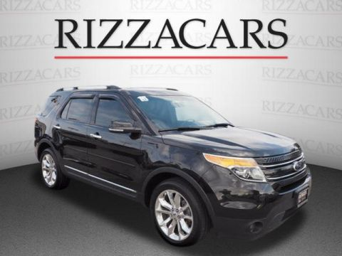 Pre-Owned 2015 Ford Explorer Limited 4X4 AWD