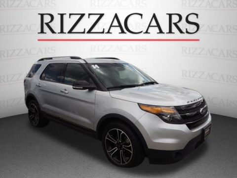 Pre-Owned 2014 Ford Explorer Sport 4X4 AWD