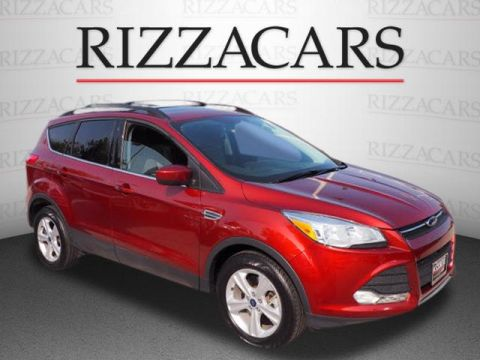 Pre-Owned 2014 Ford Escape SE 4X4 AWD