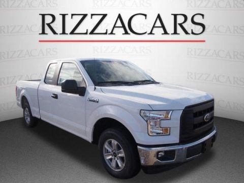 New 2017 Ford F-150 XL RWD Extended Cab Pickup