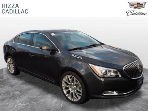 Pre-Owned 2016 Buick LaCrosse Leather FWD Leather 4dr Sedan