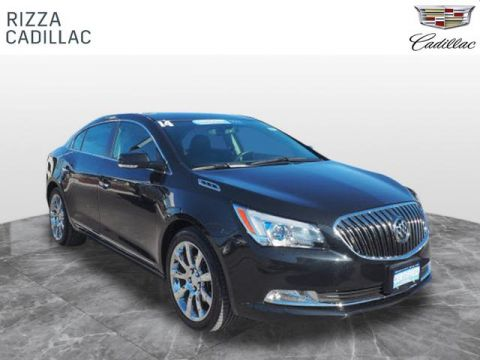 Certified Pre-Owned 2014 Buick LaCrosse Leather FWD Leather 4dr Sedan