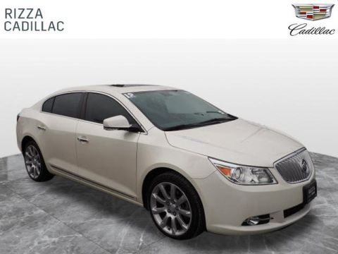 Pre-Owned 2012 Buick LaCrosse Touring FWD Touring 4dr Sedan