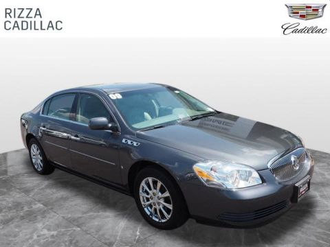 Pre-Owned 2009 Buick Lucerne CXL FWD CXL 4dr Sedan w/1XL