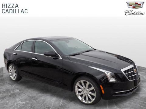 New 2018 Cadillac ATS Luxury AWD AWD