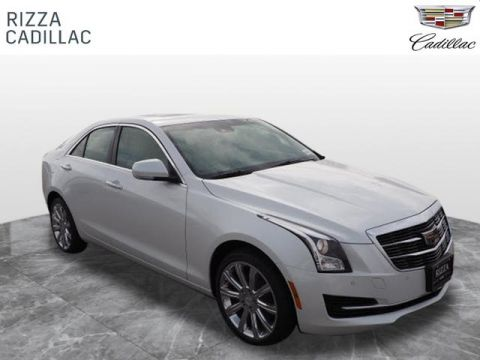 2018 Cadillac ATS Luxury AWD AWD 2.0T Luxury 4dr Sedan