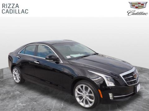 2018 Cadillac ATS Premium Luxury AWD AWD 3.6L Premium Luxury 4dr Sedan