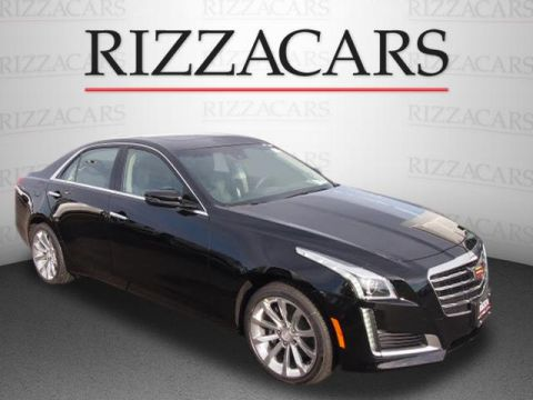 New 2017 Cadillac CTS Luxury AWD AWD