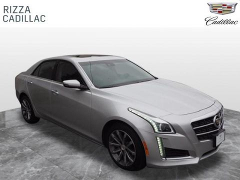Certified Pre-Owned 2014 Cadillac CTS Luxury AWD AWD