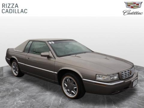 Pre-Owned 1999 Cadillac Eldorado Northstar FWD 2dr Coupe