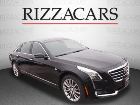 New 2017 Cadillac CT6 Luxury AWD AWD