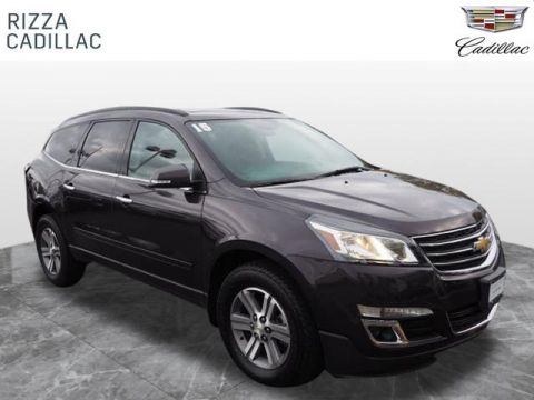 Certified Pre-Owned 2015 Chevrolet Traverse LT FWD LT 4dr SUV w/2LT