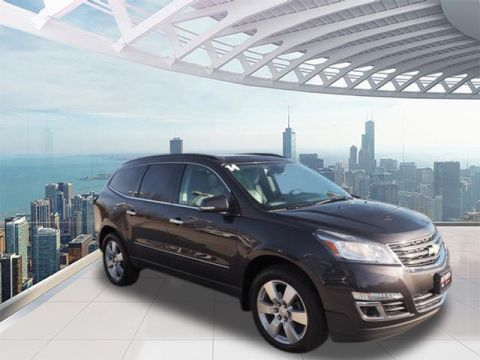 Pre-Owned 2014 Chevrolet Traverse LT FWD LTZ 4dr SUV