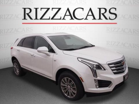 New 2017 Cadillac XT5 Luxury FWD Luxury 4dr SUV