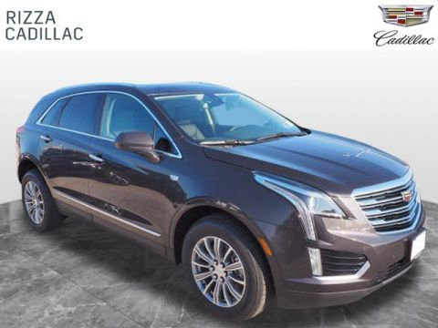 New 2018 Cadillac XT5 Luxury FWD Luxury 4dr SUV
