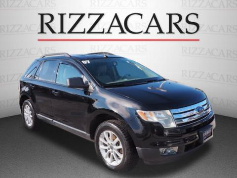 Pre-Owned 2007 Ford Edge SEL AWD AWD