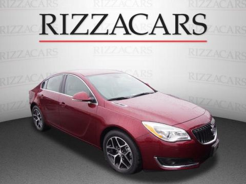 New 2017 Buick Regal Sport Touring FWD Sport Touring 4dr Sedan