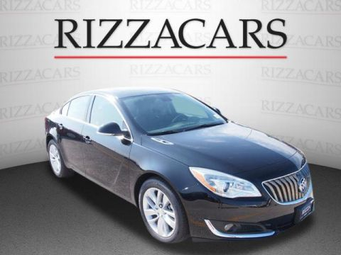 New 2016 Buick Regal Premium 2 FWD Premium II 4dr Sedan