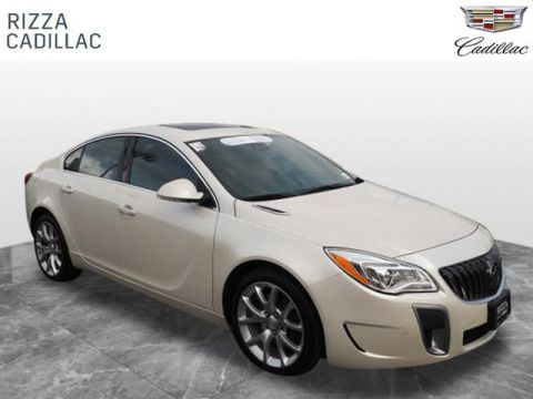 Certified Pre-Owned 2015 Buick Regal GS FWD GS 4dr Sedan