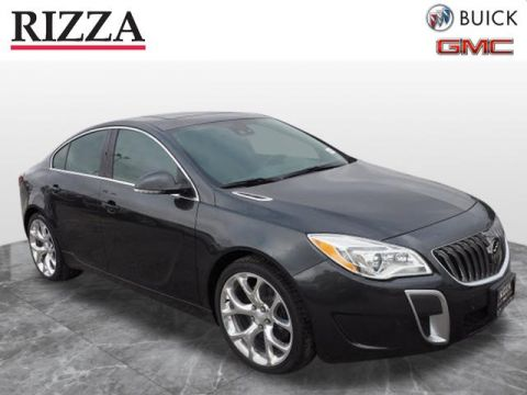 New 2017 Buick Regal GS AWD AWD