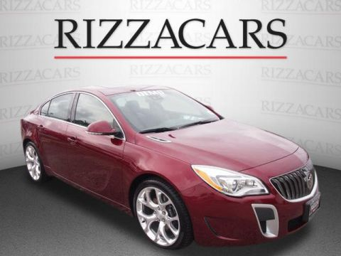2016 Buick Regal GS AWD AWD GS 4dr Sedan