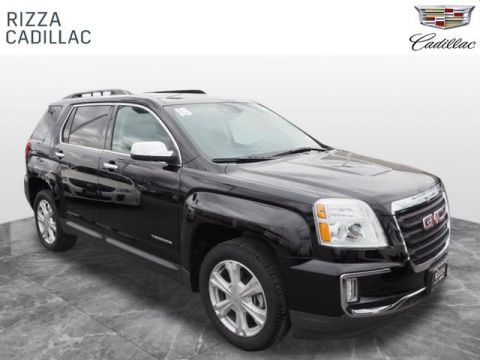 Certified Pre-Owned 2016 GMC Terrain SLE-2 FWD SLE-2 4dr SUV