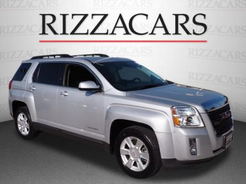 Pre-Owned 2012 GMC Terrain SLT FWD SLT-1 4dr SUV
