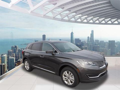 New 2018 LINCOLN MKX Premiere FWD UT