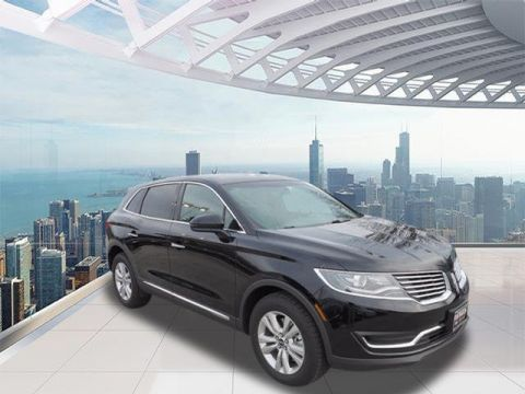 New 2017 LINCOLN MKX PREMIER AWD