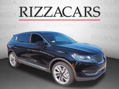 New 2017 LINCOLN MKX Reserve With Navigation & AWD