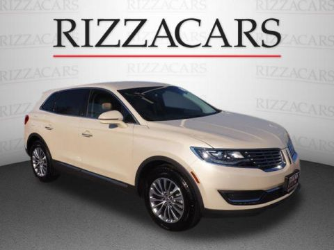 Pre-Owned 2016 Lincoln MKX Select FWD Select 4dr SUV
