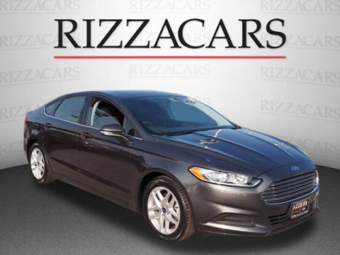 Pre-Owned 2015 Ford Fusion SE FWD SE 4dr Sedan