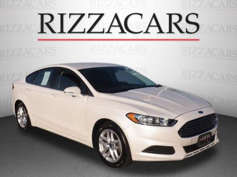 Pre-Owned 2014 Ford Fusion SE FWD SE 4dr Sedan