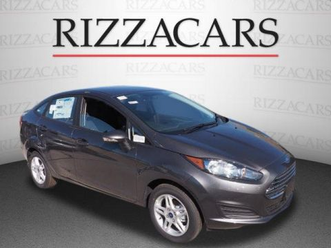 New 2017 Ford Fiesta SE FWD 4dr Car