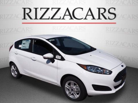 New 2017 Ford Fiesta SE FWD Hatchback