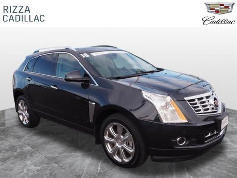 Certified Pre-Owned 2016 Cadillac SRX Performance AWD