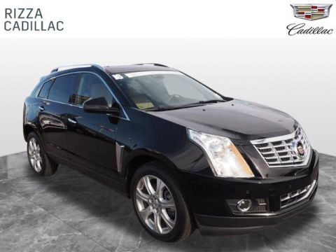 Certified Pre-Owned 2016 Cadillac SRX Premium AWD