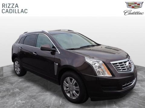 Certified Pre-Owned 2015 Cadillac SRX Luxury AWD AWD