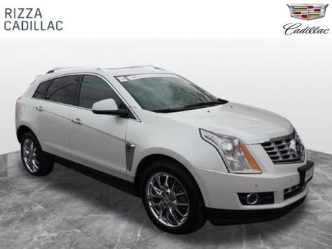Certified Pre-Owned 2015 Cadillac SRX Performance AWD AWD