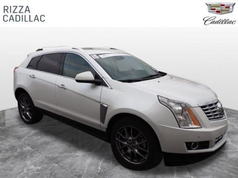 Certified Pre-Owned 2015 Cadillac SRX Premium AWD AWD