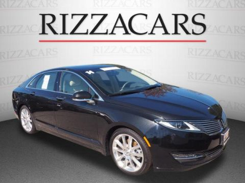 Certified Pre-Owned 2014 Lincoln MKZ Select FWD 4dr Sedan