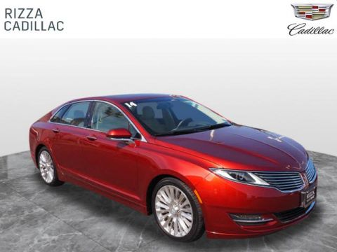 Pre-Owned 2014 Lincoln MKZ AWD AWD